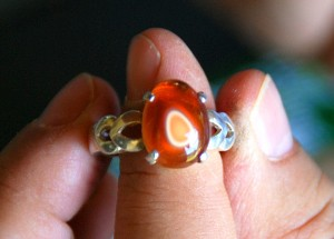 48 An Agate Ring