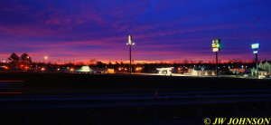 1 Beautiful Sunrise Approaching
