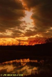 08 Sunset Pond