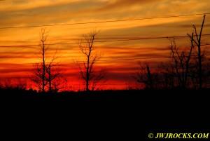 38 Sunset Deepens