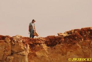 03 Docia Climbs Up on Top