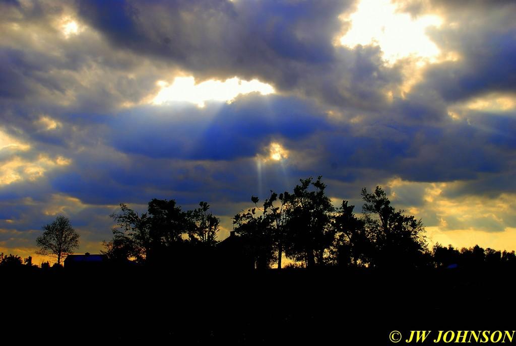 18 Sunbeams Above Beck Rd Farm