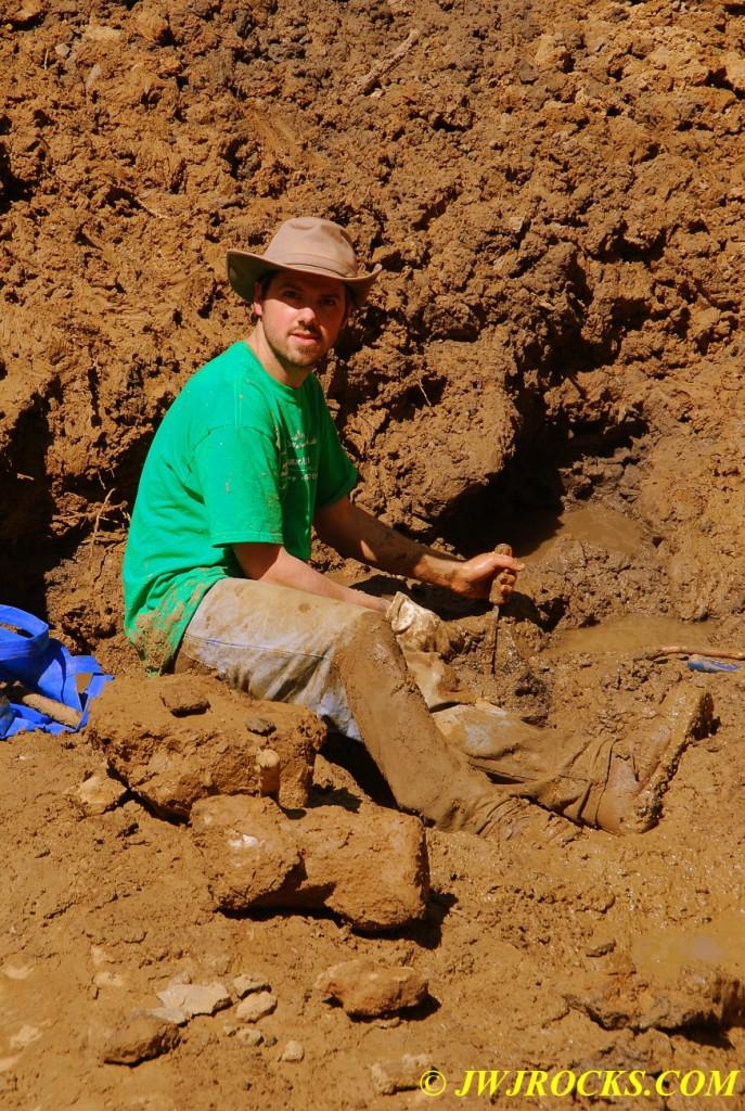 28 Ian in The Mud