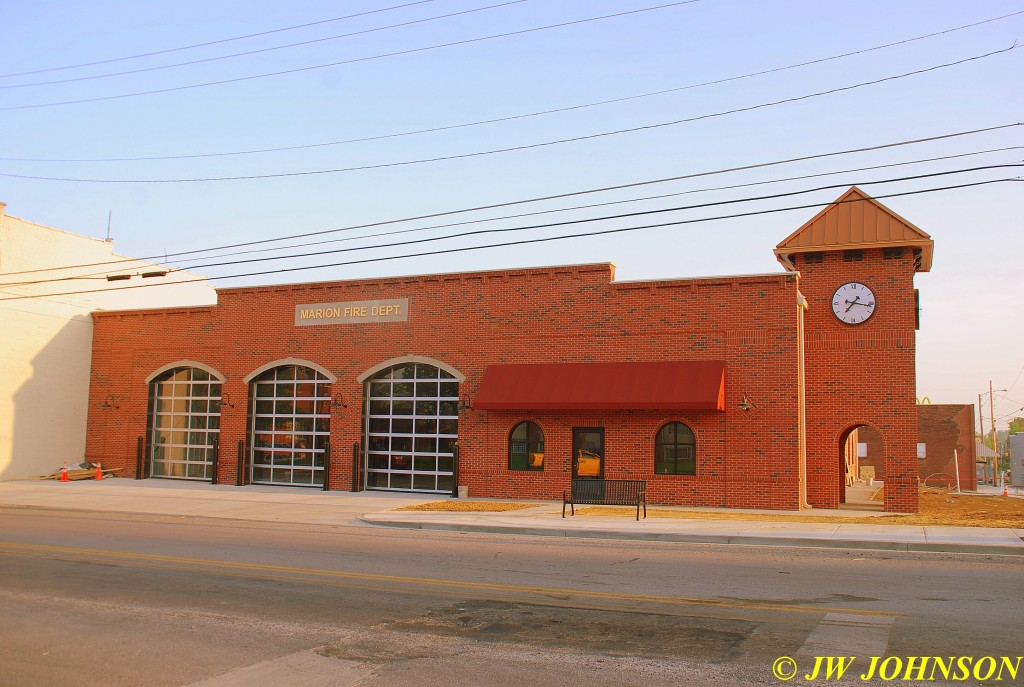 62 Marion Fire Department