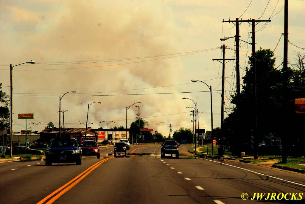02 Fires SE Missouri