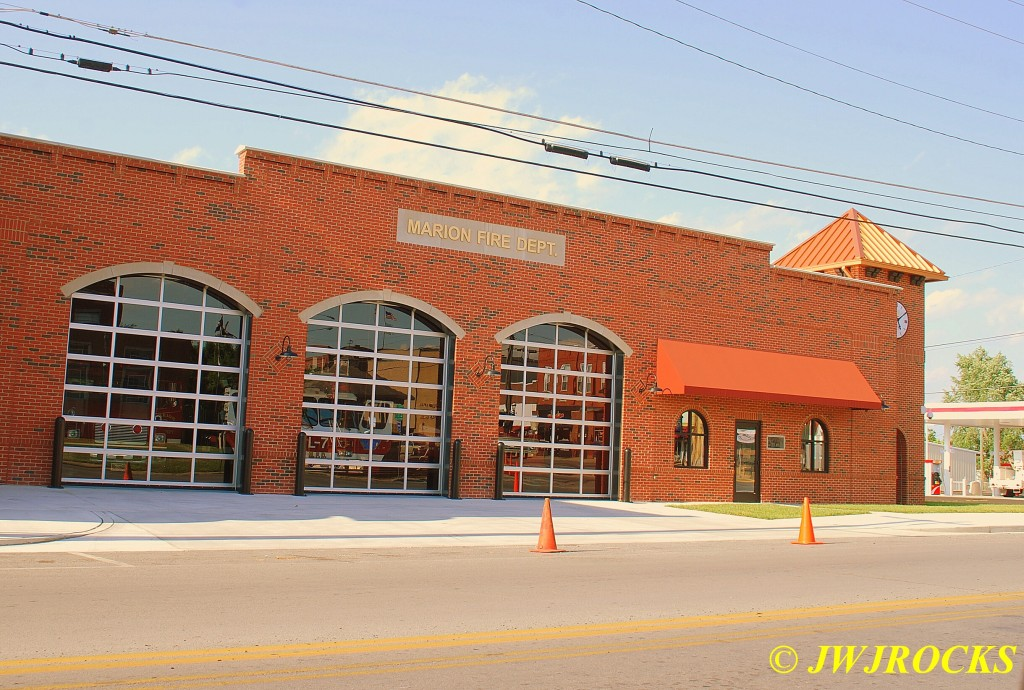 24 New Marion FD Station