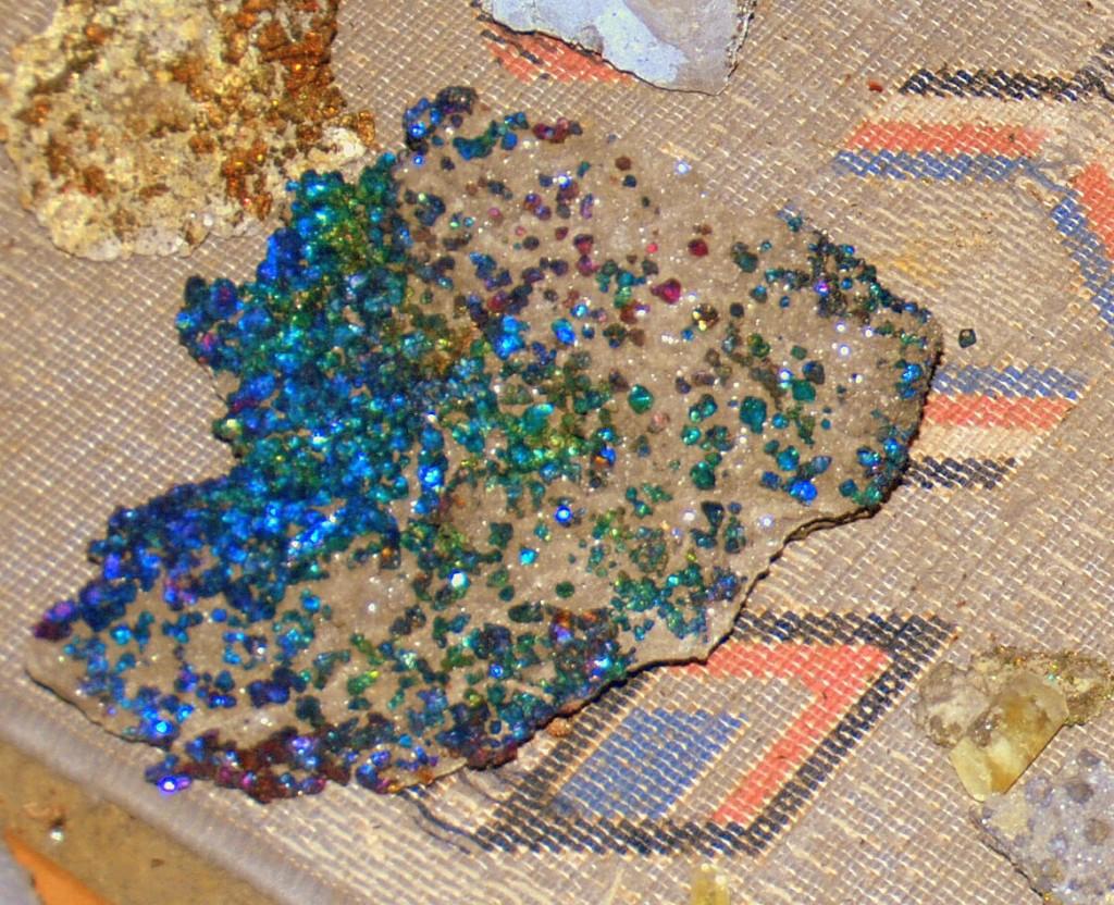 07A   Large Chalcopyrite Piece