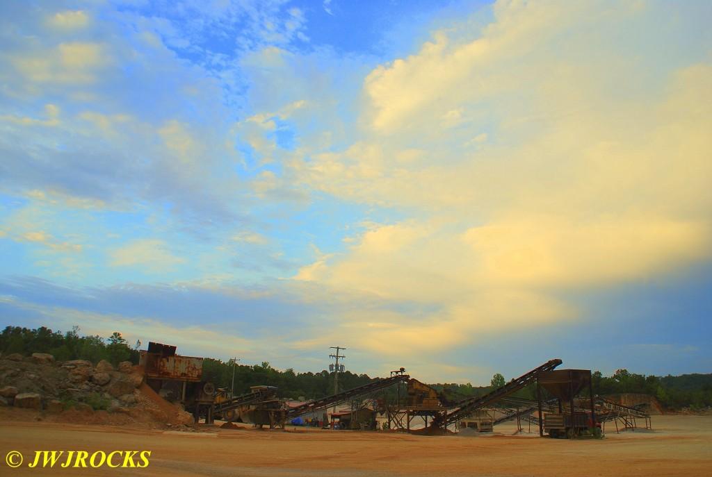 02 Arrival Cloudy Skies