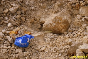 06 Pile With Big Boulder
