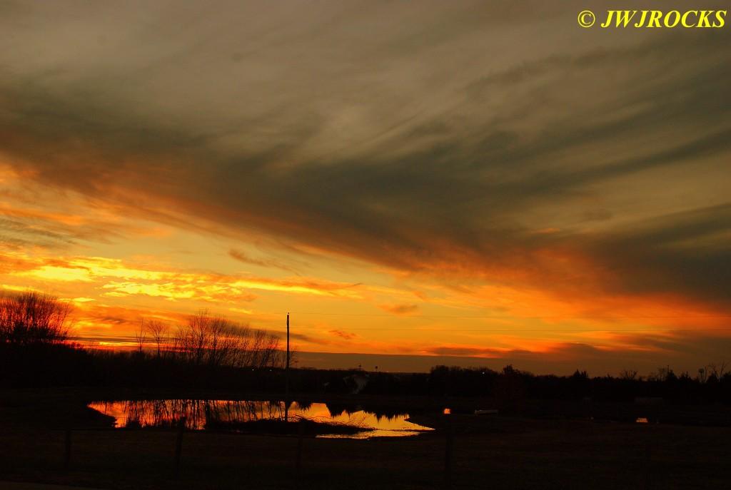 22 Cuba Pond Sunset