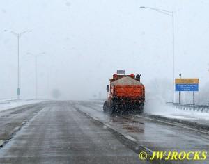 31 I DOT Snow Plow on I-64