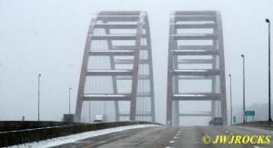 32A Approaching JB Bridge