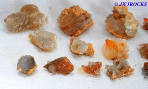09A  Dogtooth Crystals