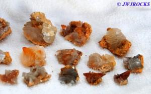 09B Dogtooth Crystals
