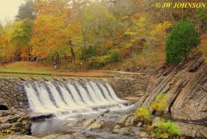 Charlton Lake Falls 2