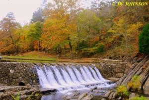 Charlton Lake Falls