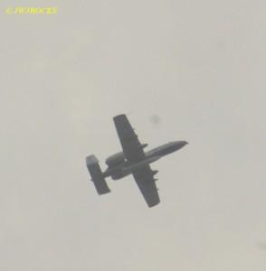 Military Jet Overhead 6