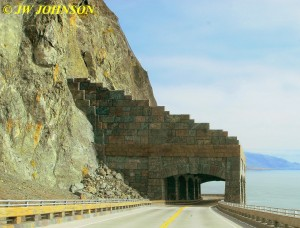 Rockslide Tunnel 2