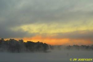 46 Fog Rolls In Fri Morn
