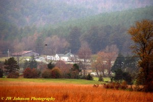 Family Farm from Ross Creek Road