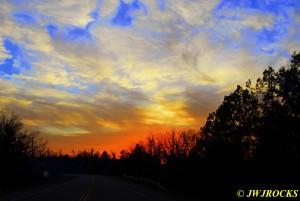 14 Sun Sets