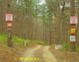 14 Entrance to Twin Creek Mine