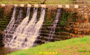 56 DeSoto Lake Waterfall 1
