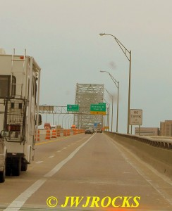 94 Crossing Miss River into Memphis