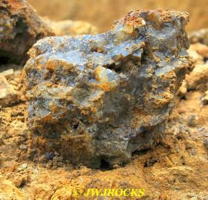 29 Fluorite Chunk