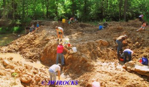 11 Saturday Morn Diggers