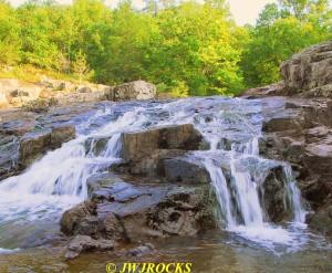 13 Rocky Falls