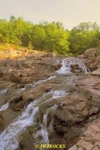 14 Rocky Falls