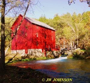 09 Alley Spring Mill