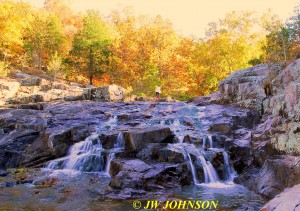 26 Rocky Falls