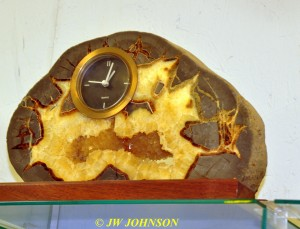 23 Septerian Nodule Clock