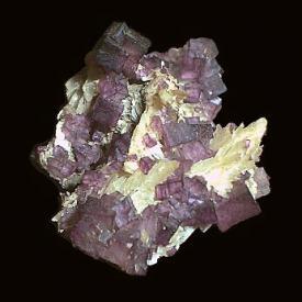 Fluorite and Barite