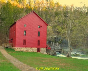 11 Alley Spring Mill