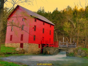 15 Alley Spring Mill